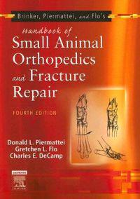 Handbook Of Small Animal Orthopedic and Fracture Repair