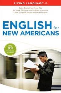 English for New Americans [With Workbook and 3 DVDs]