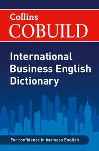 COBUILD International Business English Dictionary