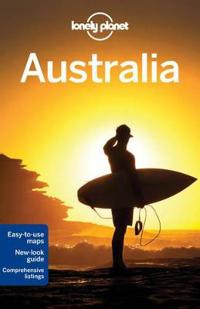 Lonely Planet Australia [With Map]