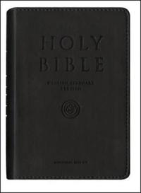 Holy Bible: English Standard Version (ESV) Anglicised Black Compact Gift edition