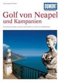 DuMont Kunst-Reiseführer Golf von Neapel und Kampanien