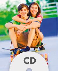 ¡Vamos! 2 Elev-cd för komplettering (5-pack)