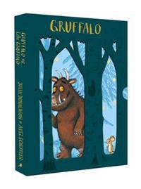 Gruffalo ; Lille Gruffalo - Julia Donaldson | Inprintwriters.org