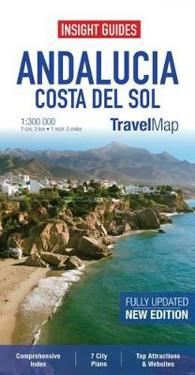 Insight Travel Map: Andalucia & Costa Del Sol