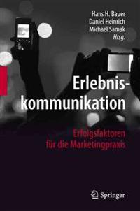 Erlebniskommunikation: Erfolgsfaktoren Für Die Marketingpraxis