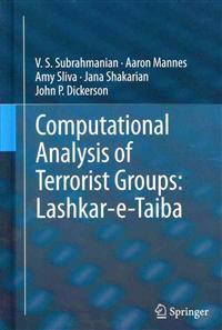 Computational Analysis of Terrorist Groups
