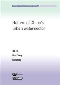 Reform of China's Urban Water Sector