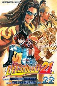 Eyeshield 21, Volume 22 [With Bonus Sticker]