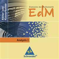 Elemente der Mathematik - Abitur- und Klausurtrainer. CD-ROM Analysis I