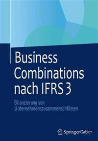 Business Combinations Nach Ifrs 3