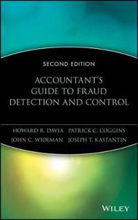 Accountant's Guide to Fraud Detection and Control