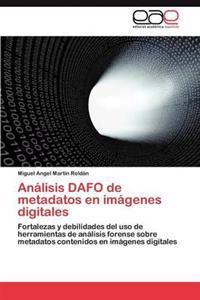 Analisis Dafo de Metadatos En Imagenes Digitales