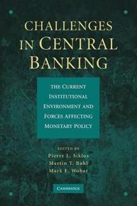 Challenges in Central Banking