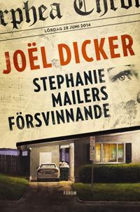 Stephanie Mailers försvinnande - Joël Dicker | Laserbodysculptingpittsburgh.com