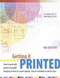 Getting It Printed