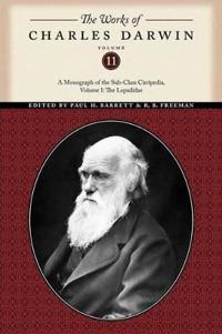 A Monograph of the Sub-Class Cirripedia