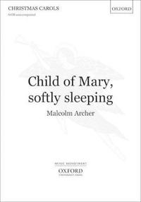 Child of Mary, softly sleeping