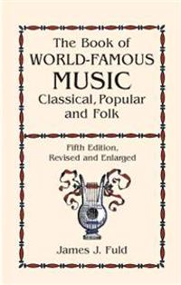 Book of World Famous Music