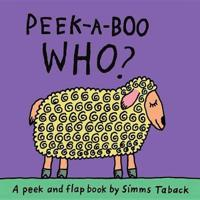 Peek-A-Boo Who?