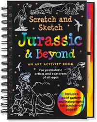 Jurassic and Beyond Scratch and Sketch