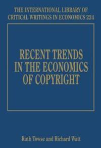 Recent Developments in Cultural Economics