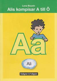 Klara färdiga läs. Alis kompisar A till Ö