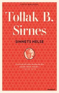 Sinnets helse - Tollak B. Sirnes   Inprintwriters.org
