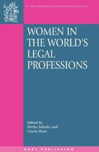 Women in the World's Legal Professions