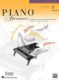Piano Adventures - Level 4