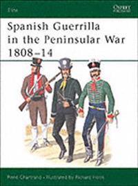 Spanish Guerrilla in the Peninsula War 1808-14
