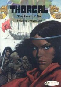 The Land of Qa: Thorgal 5