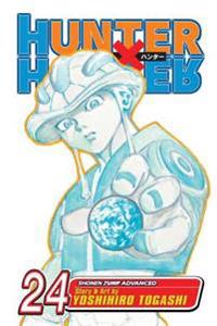 Hunter x Hunter, Vol. 24