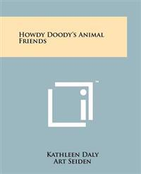 Howdy Doody's Animal Friends