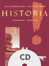 Historia 4 Lärarens bok på cd