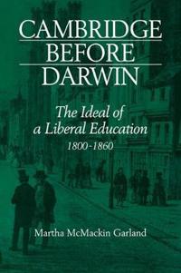 Cambridge Before Darwin