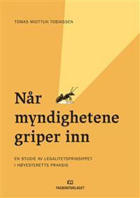 Når myndighetene griper inn - Tomas Midttun Tobiassen   Inprintwriters.org