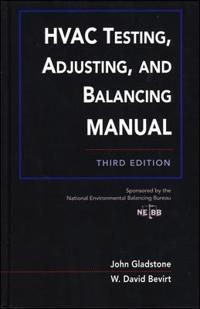 Hvac Testing, Adjusting, and Balancing Manual
