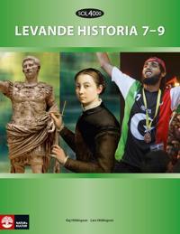 SOL 4000 Levande historia Stadiebok 7-9