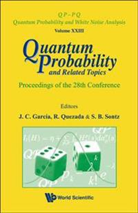 Quantum Probability and Related Topics
