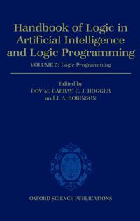Handbook of Logic in Artificial Intelligence