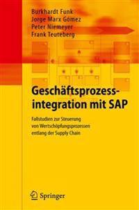 Gesch�ftsprozessintegration Mit SAP