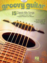 Groovy Guitar: 15 Classic 60s Songs [With CD (Audio)]