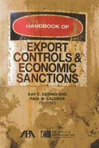 Handbook of Export Controls & Economic Sanctions
