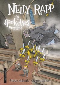 Nelly Rapp og spøkelsesprestene - Martin Widmark pdf epub