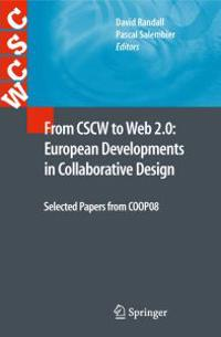 From CSCW to Web 2.0: European Developments in Collaborative Design