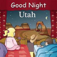 Good Night Utah - Mark Jasper  Jason (ILT) Hart  Mark Jasper - böcker (9781602190597)     Bokhandel