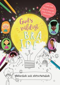 Guds väldigt bra idé : målarbok och aktivitetsbok - Trillia Newbell | Laserbodysculptingpittsburgh.com