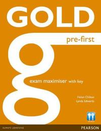 Gold Pre-First Maximiser with Key