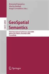 GeoSpatial Semantics